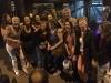 Les adieux des filles à Kako, notre chauffeur de bus pendant tout le séjour.